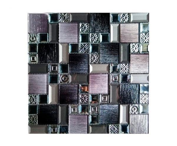 MALLA-VENECIA-BLACK-30X30-MAXCERAMICA